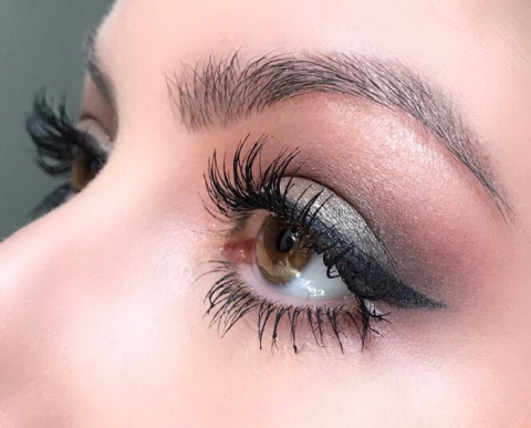 eye makeup, golden eye, eye liner, eyeliner, best makeup, makeup buchen