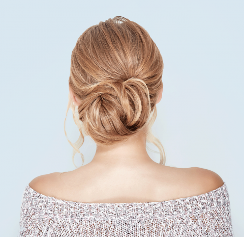 Neck knot - Simple, Chic, Classic