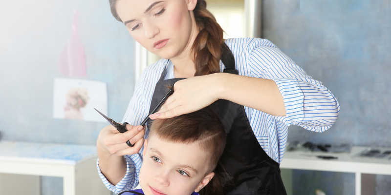 Hair - Haircut for Kids